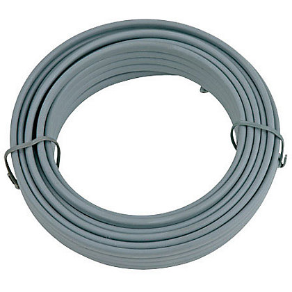 Image for Twin and Earth Cable 1.0 sq mm 6242YH Grey 10m from StoreName