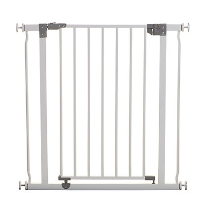 Image for Dreambaby Liberty Standard Height Metal Safety Gate - White from StoreName