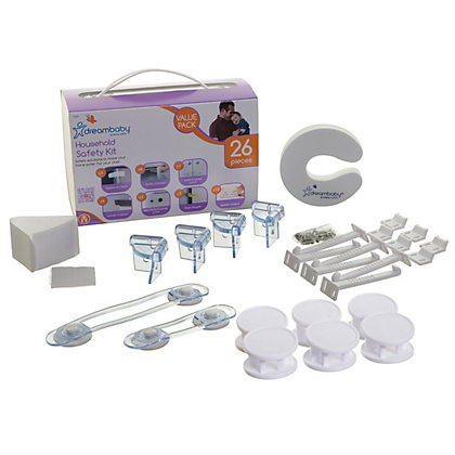 Image for Dreambaby Boxed Safety Kit - 26 Piece from StoreName