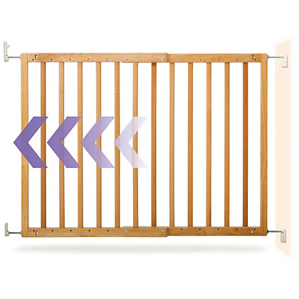 Image for Dreambaby Hudson Wooden Gro-Gate  (Self-Assemble - Slimline Carry Box) from StoreName