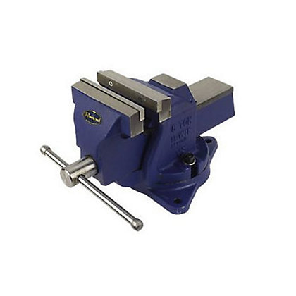 Image for Irwin Record Workshop Vice with Swivel - 100mm 4in from StoreName
