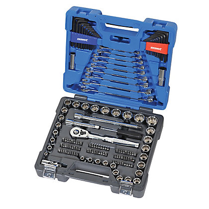 Image for Kincrome Socket & Tool Set - 1/2in Square Drive - 144 Piece from StoreName