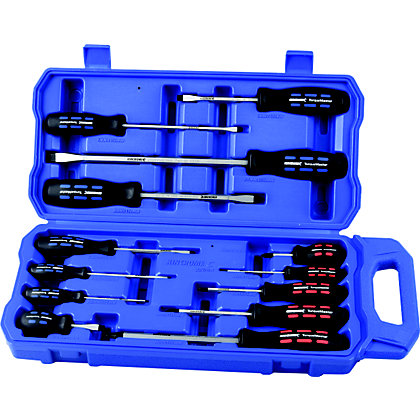 Image for Kincrome Torquemaster Screwdriver Set - 13 Piece from StoreName
