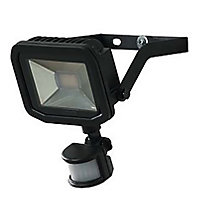 Yale LED PIR 1200 Lm Floodlight - Black