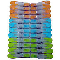 Gentle Grip Pegs - 24 Pack
