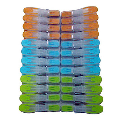 Image for Gentle Grip Pegs - 24 Pack from StoreName
