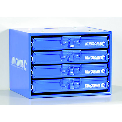 Image for Kincrome Multi Storage Case 4 Drawer System - Blue from StoreName