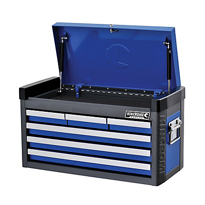 Image for Kincrome Evolve Tool Chest 6 Drawer - Blue from StoreName