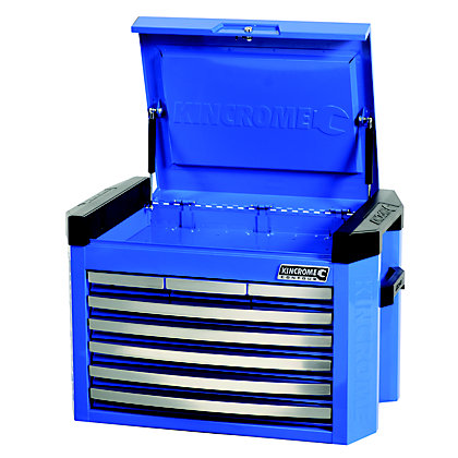 Image for Kincrome Contour Tool Chest 8 Drawer - Blue from StoreName