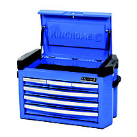 Kincrome Contour Tool Chest 6 Drawer - Blue