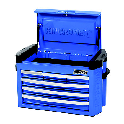 Image for Kincrome Contour Tool Chest 6 Drawer - Blue from StoreName