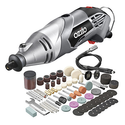 Image for Ozito 170W Rotary Tool with 109 Accessories Kit RTR-2000U from StoreName