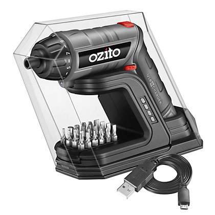 Image for Ozito 3.6V Rotary Screwdriver SDL-5000U from StoreName