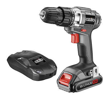 Image for Ozito 18V Drill Driver CDL-1810U from StoreName