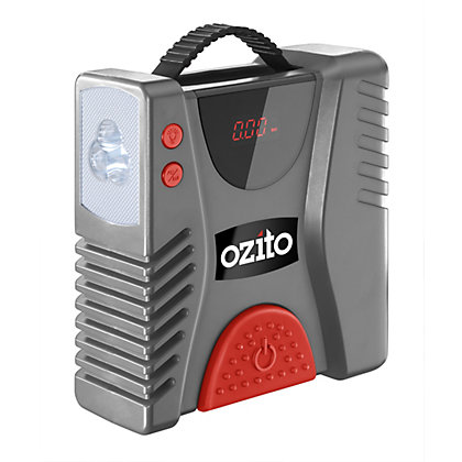 Image for Ozito 12V Digital Mini Air Compressor DMC-1000U from StoreName