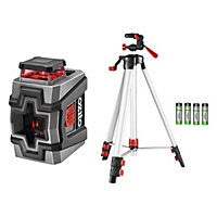 Ozito 360 Degree Line Laser with Tripod