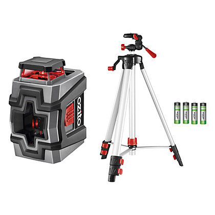 Image for Ozito 360 Degree Line Laser with Tripod from StoreName