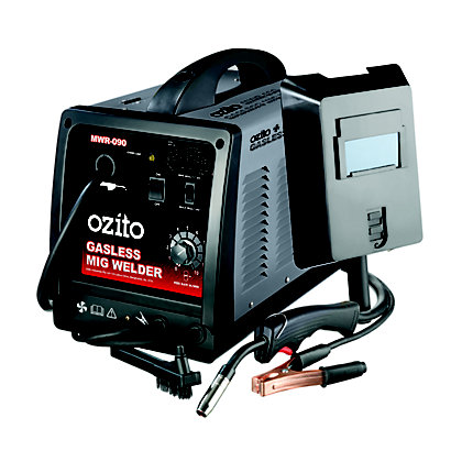 Image for Ozito 90AMP Gasless Mig Welder MWR-090U from StoreName