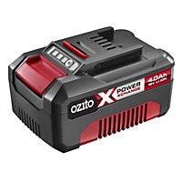 Ozito Power X Change 18V 4Ah Battery PXBP-400U