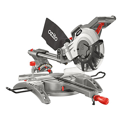 Image for Ozito 1600W 254mm Sliding Mitre Saw SCMS-2125U from StoreName