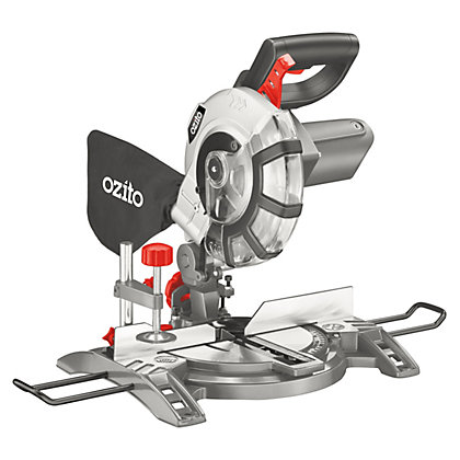 Image for Ozito 1500W 210mm Mitre Saw CMS-1612U from StoreName