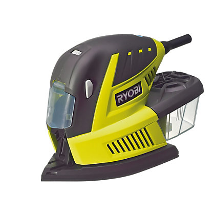 Image for Ryobi EMS180RV AC 180W Multi Base Sander from StoreName