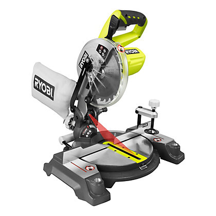 Image for Ryobi 18V ONE+ 190mm Mitre Saw from StoreName
