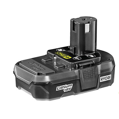 Image for Ryobi RB18L13 18V ONE+ 1.3ah Battery from StoreName