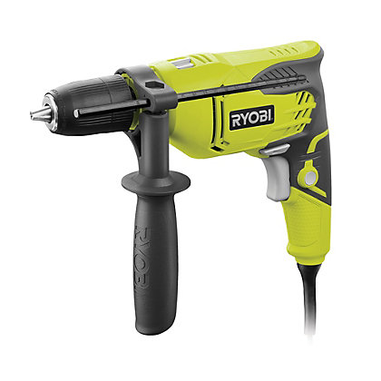 Image for Ryobi 500W Percussion Drill from StoreName
