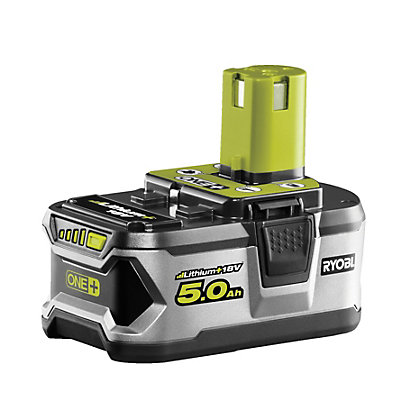 Image for Ryobi RB18L50 18V ONE+ 5.0ah Li+ Battery PT from StoreName