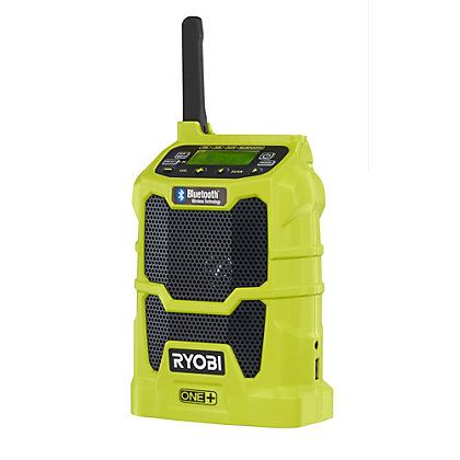 Image for Ryobi 18V ONE+ Radio with Bluetooth from StoreName