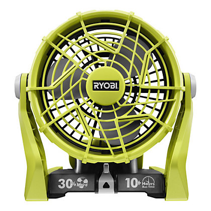 Image for Ryobi 18V ONE+ Portable Fan from StoreName
