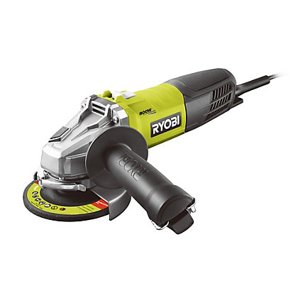 Image for Ryobi AC 800W 115mm Angle Grinder from StoreName