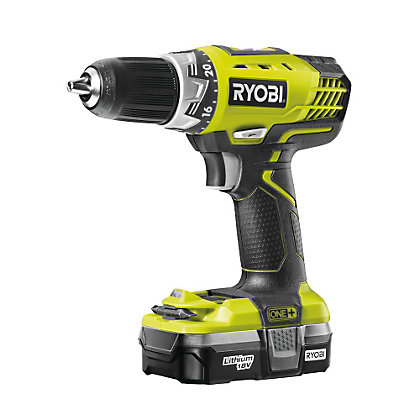 Image for Ryobi RCD18-L13G 18V One+ Drill Driver from StoreName