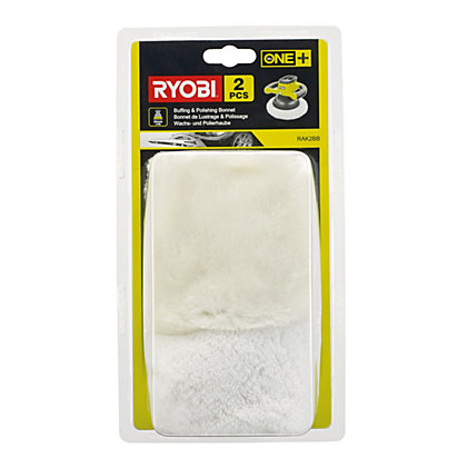 Image for Ryobi RAK2BB Buffing Bonnet from StoreName