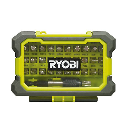 Image for Ryobi RAK32MSD 32 Piece Drill & Driving Set from StoreName