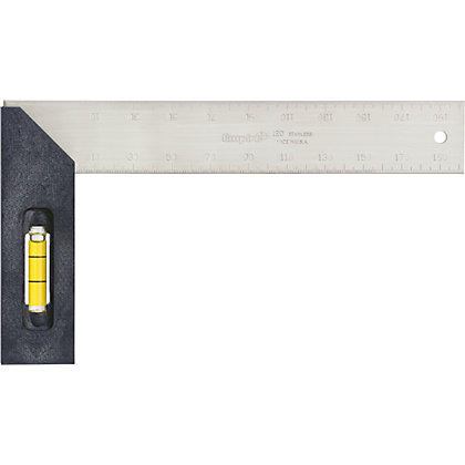 Image for Empire 120M Try Square 200mm (Polysteel) from StoreName