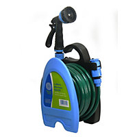 Mini Hose Reel with Hose Kit - 10m