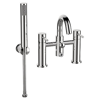 Image for Mondella New Swan Neck Bath Shower Mixer from StoreName