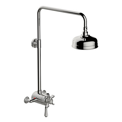 Image for Westminster Concentric Mixer Shower - Chrome from StoreName