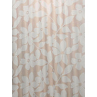 Home of Style Jasmine Shower Curtain