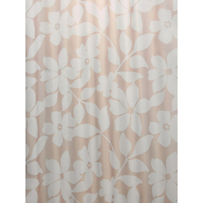 Image for Home of Style Jasmine Shower Curtain from StoreName