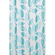 Estilo Eden Shower Curtain - Blue