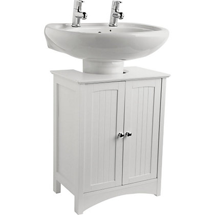Image for Estilo Under Sink Storage Unit - White from StoreName