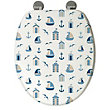Croydex Nautical Toilet Seat