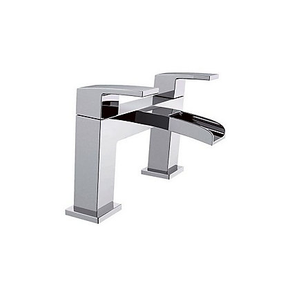 Image for Mondella Waterfall Bath Filler Tap from StoreName