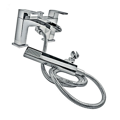 Image for Waterfall Bath Shower Mixer Tap from StoreName