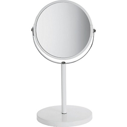 Image for Stand Mirror - White from StoreName