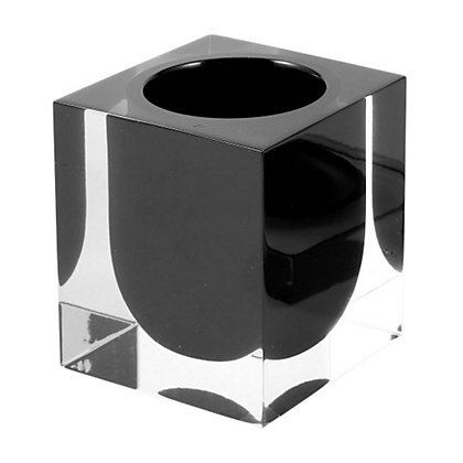Image for Cubic Tumbler - Black from StoreName