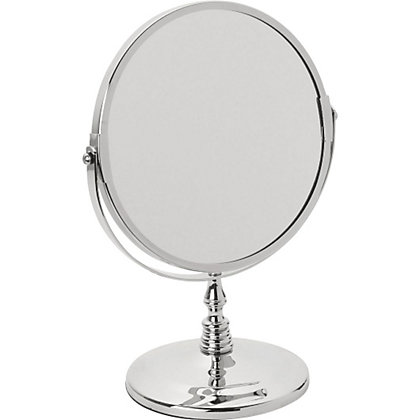Image for Small Bobble Stand Mirror from StoreName